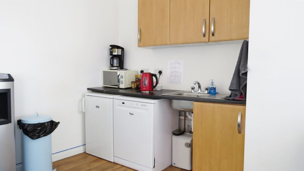 Study Hub Loughrea - Kitchen Area